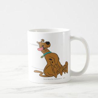 Pose 47 de Scooby Doo Mug Blanc