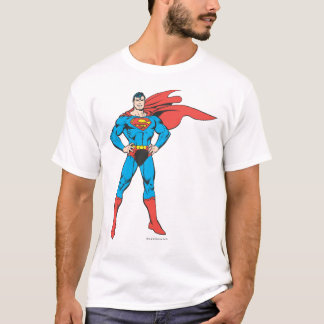 Pose de Superman T-shirt
