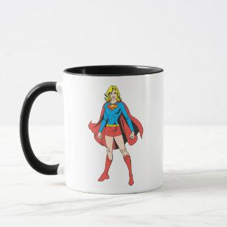 Poses de Supergirl Mug