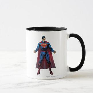 Position de Superman Mug