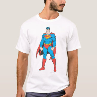 Position de Superman T-shirt