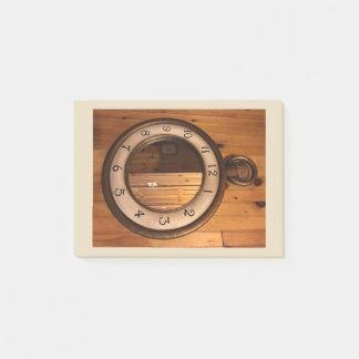 Post-it® Bloc - notes de temps