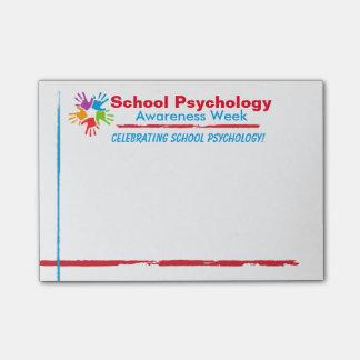 Post-it® Célébration des notes de post-it de psychologie