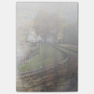 Post-it® Chemin de fer de parc d'héritage du Canada Alberta