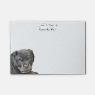 Post-it® Chien de rottweiler