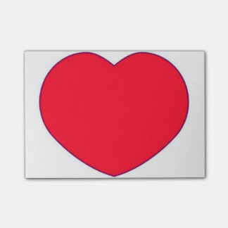 Post-it® Coeur de courrier
