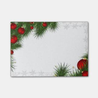 Post-it® Courrier--Notes de Noël