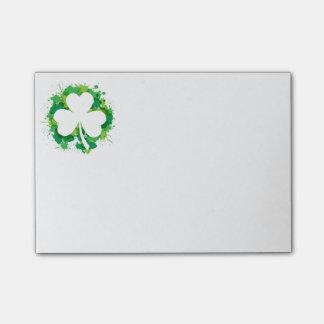 Post-it® Courrier--Notes de St Patricks