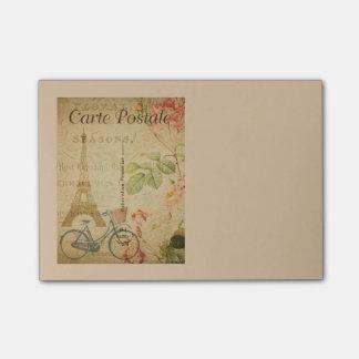 Post-it® Cru parisien avec Tour Eiffel