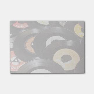 Post-it® Disques du cru 45rpm