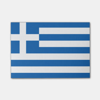 Post-it® Drapeau des notes de Courrier-it® de la Grèce