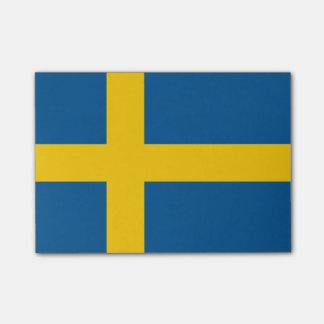 Post-it® Drapeau des notes de Courrier-it® de la Suède