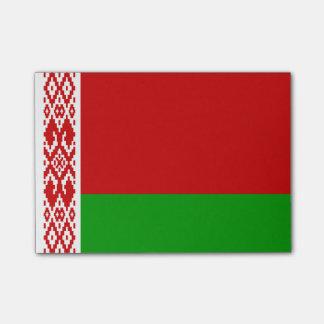 Post-it® Drapeau des notes de Courrier-it® du Belarus