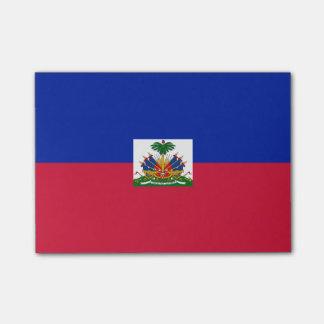 Post-it® Drapeau des notes de Courrier-it® du Haïti