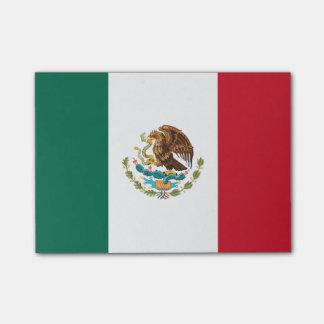 Post-it® Drapeau des notes de Courrier-it® du Mexique