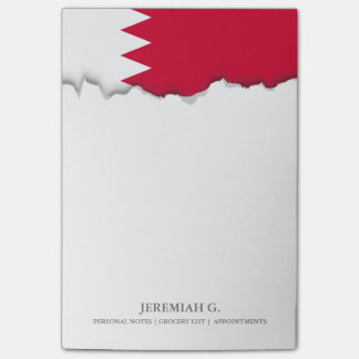 Post-it® Drapeau du Bahrain