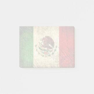 Post-it® Drapeaux de pays affligés | Mexique