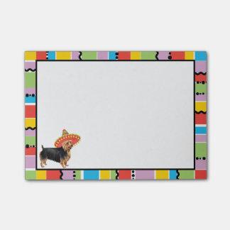Post-it® Fiesta Terrier australien