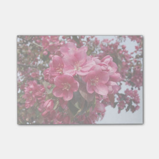Post-it® Fleurs de pomme sauvage