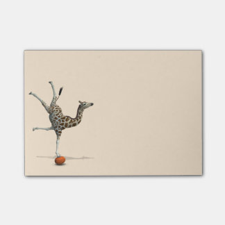 Post-it® Girafe de équilibrage