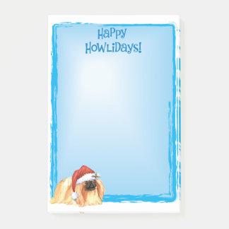 Post-it® Howlidays heureux Pekingese