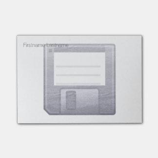 Post-it® Impression typographique à disque souple