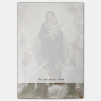 Post-it® La Vierge avec Angels, 1900