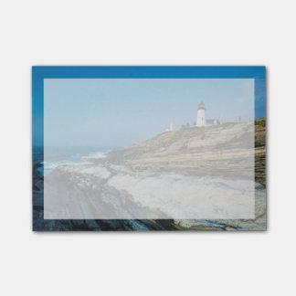 Post-it® Le Maine, point de Pemaquid, phare de point de