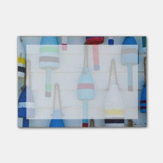 Post-it® Le Maine, Stonington, balises décoratives de