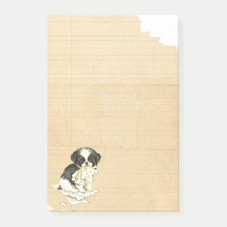 Post-it® Mon Chin japonais a mangé mon travail