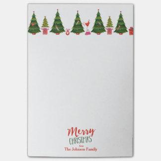 Post-it® Noël | de vacances note les notes collantes de |