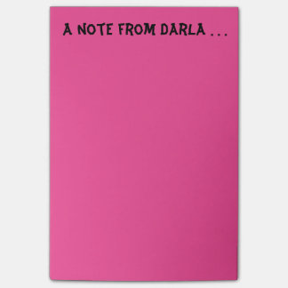 Post-it® Note de Darla