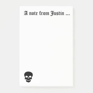 Post-it® Note de Justin
