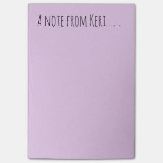 Post-it® Note de Keri
