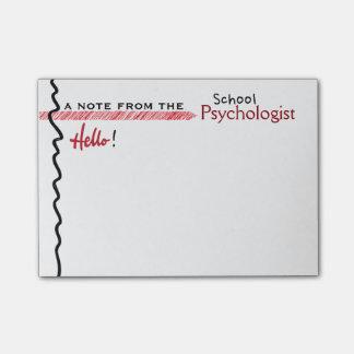 Post-it® Notes de post-it de conception moderne de