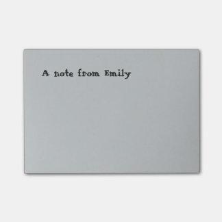 Post-it® Notes de post-it d'Emily