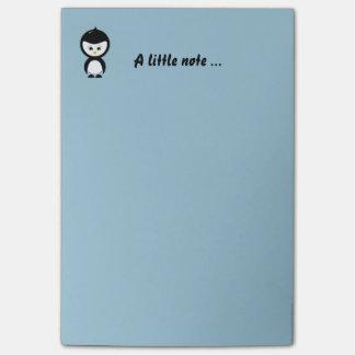 Post-it® Notes de post-it graphiques de pingouin