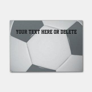 Post-it® Notes du football du football | de Personalizable