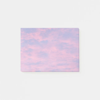 Post-it® Nuages roses