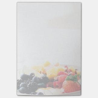 Post-it® Nutrition de casse-croûte de nourriture de petit