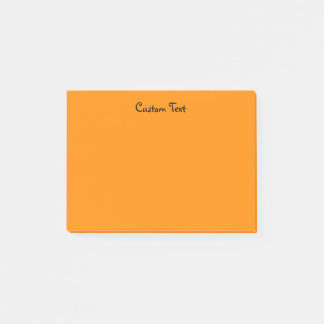 Post-it® Orange artistique