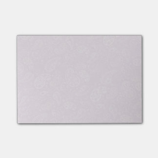 Post-it® Paisley lilas floral
