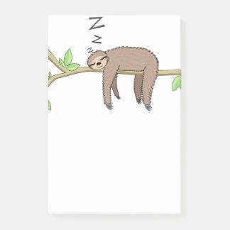 Post-it® Paresse de sommeil