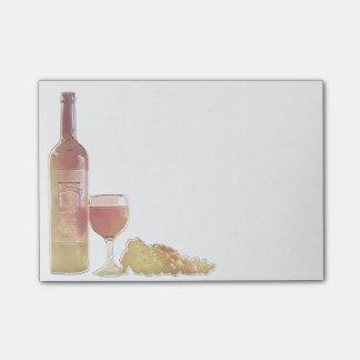 Post-it® Pastel faisant le coin de vin