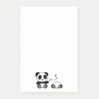 Post-it® Petits pandas mignons