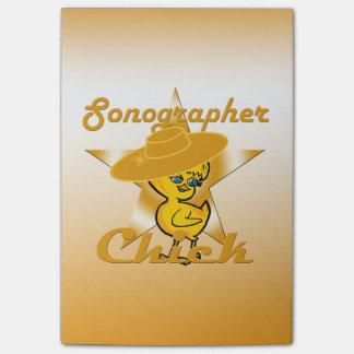 Post-it® Poussin #10 de Sonographer