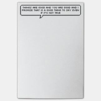 Post-it® Protection positive de post-it