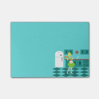 Post-it® Rétros notes de post-it de cuisine