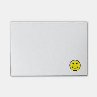 Post-it® Rétros notes souriantes de Courrier-it® de sourire