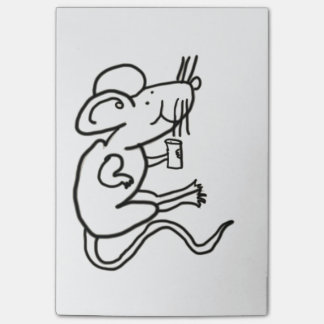 Post-it® Samuel J. Mouse